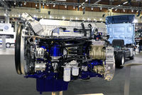 Volvo D13TC I-Save Engine, Transport-Logistics 2019