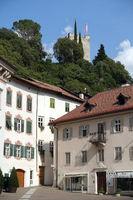 Blick von der Altstadt zum Pulverturm