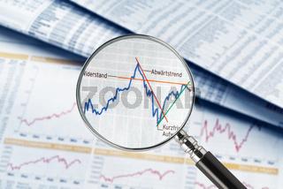 Aktienkurse im Fokus