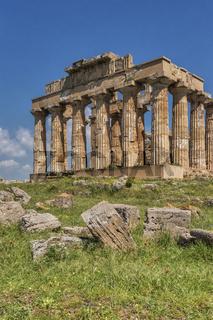 Heratempel, Sizilien, Italien   Temple of Hera, Sicily, Italy