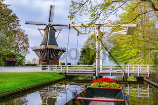Windmill in the park