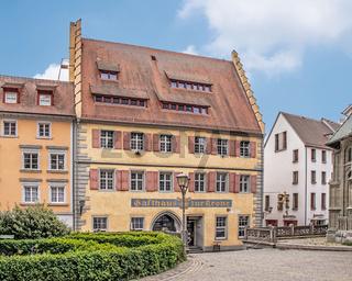 Gasthaus in der Altstadt, Überlingen am Bodensee