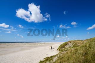 Amrum - Norddorfer Strand