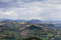 Republic of San Marino, a small republic into Italian country.