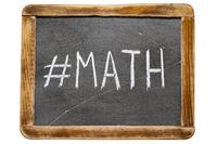 math hashtag fr