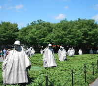 Korea Krieg Denkmal, Washington D.C.
