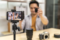 Vlogger live IT product