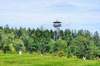 Vogteiturm Loßburg Schwarzwald