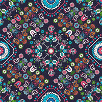 Hungarian embroidery pattern 64
