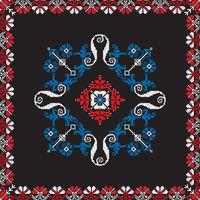 Romanian traditional pattern 211