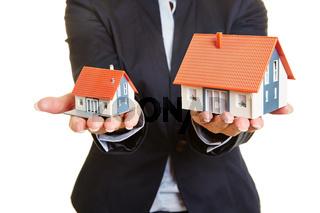 Vergleich beim Hausbau lohnt sich