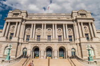 Library of Congress. The Greatest Library in the United States