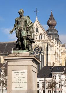 Rubens, Antwerp, Belgium