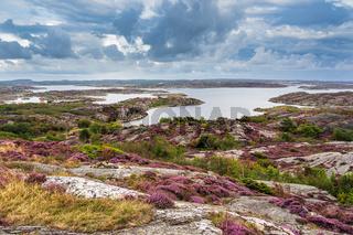 Landschaft auf der Insel Tjörn in Schweden