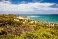 Koonya Beach in Sorrento Australia