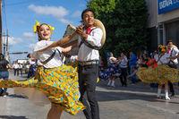 Mexican Revolution Day Parade