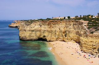 Algarve Strand da Senhora da Rocha - Algarve beach da Senhora da Rocha 06