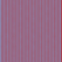 Zigzag light blue and red