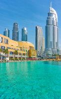 View of Downtown Dubai