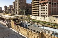 Mar Girgis metro station on Line 1 is the nearest station to visit the churches in Coptic Cairo
