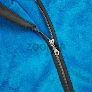 Close up zipper