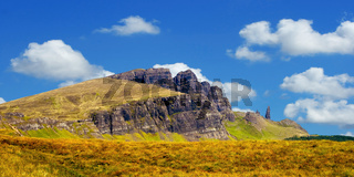 Schottland - Old man of Storr