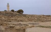 Der Leuchtturm von Pafos