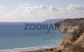 Küstenlandschaft, Südwesten , Zypern