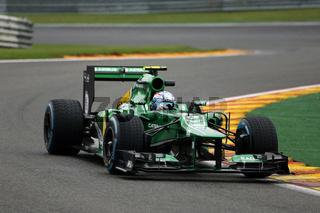 Guido van der Garde,Caterham F1