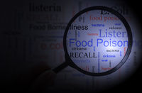 Food Poisoning and safety concept