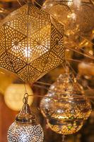 Orientalische Lampenschirme