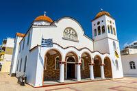 Orthodox Church in Crete, Greece