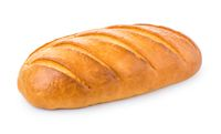 Tasty wheat long loaf