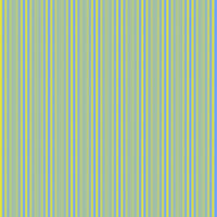 Zigzag light blue and yellow