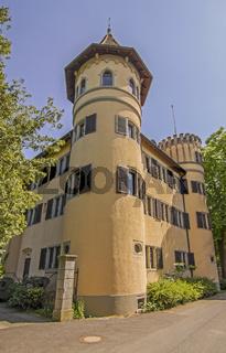 Schloss Königsegg Insel Reichenau, Kreis Konstanz