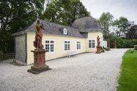 Orangerie, Standesamt, Schloss Berleburg