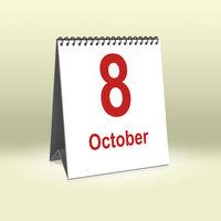 October 8th | 8.Oktober