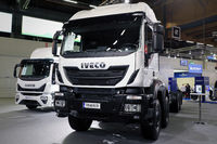 Iveco Trucks, Transport-Logistics 2019, Helsinki, Finland