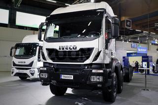 Iveco Trucks, Transport-Logistics 2019, Helsinki, Finland