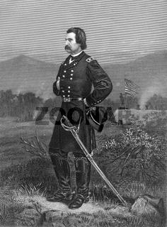 John Alexander Logan, 1826 - 1886, an American soldier and political leader