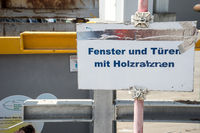 Stationen für Abfalltrennung im Wertstoffhof