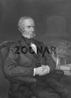 Henry Clay, Sr., 1777 - 1852, an American lawyer, politician