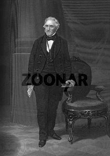 Thomas Hart Benton, 1782 - 1858, a U.S. Senator