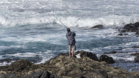Fisherman Saltwater Fishing