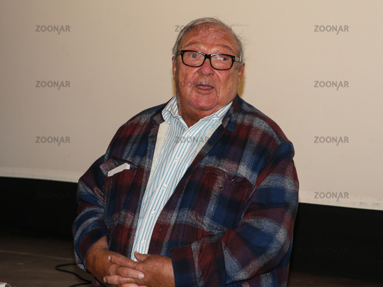 deutscher Schauspieler Jaecki Schwarz bei einer Filmveranstaltung in Magdeburg am 09.09.2020