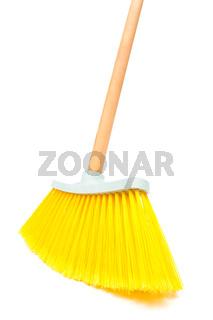 new yellow brush