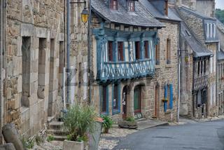 Bretagne - Altstadt von  Tréguier