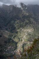 Nonnental - Curral das Freiras, Madeira