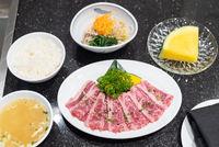 Yakiniku Lunch set