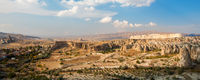 valley in Cappadocia